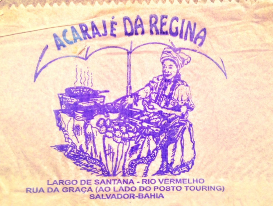 Acaraje da Regina   Earth