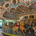 Dentzel Carousel Glen Echo Maryland United States