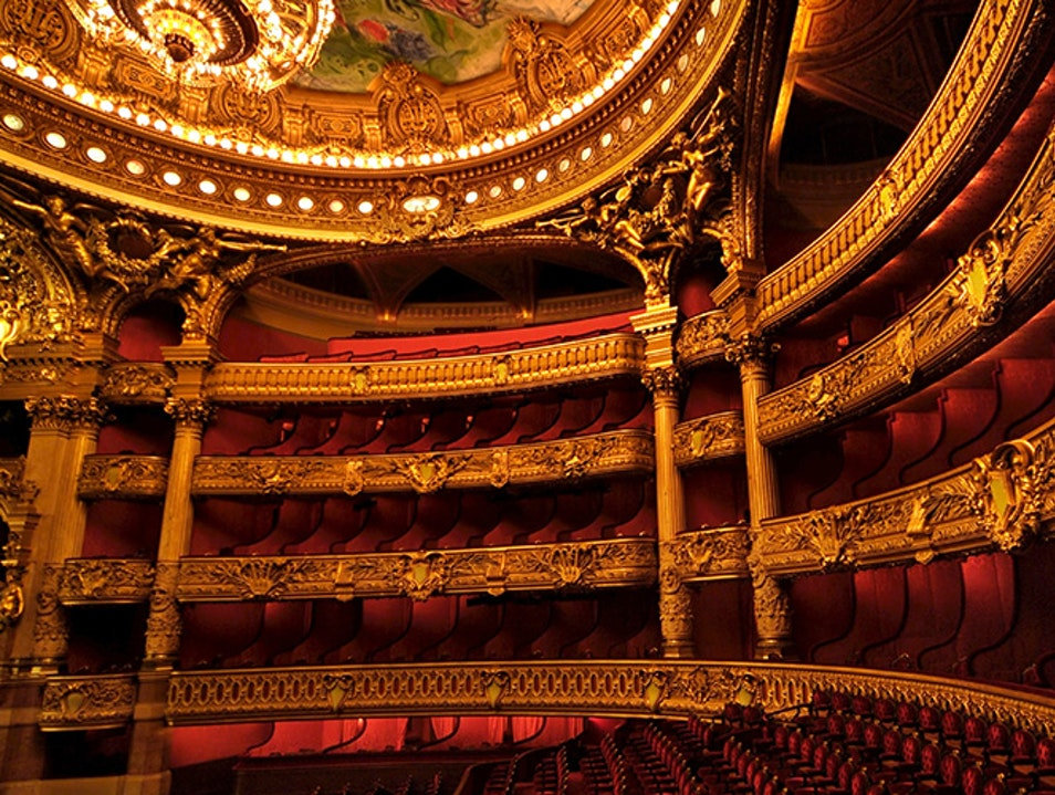 Paris Opera House Paris  France