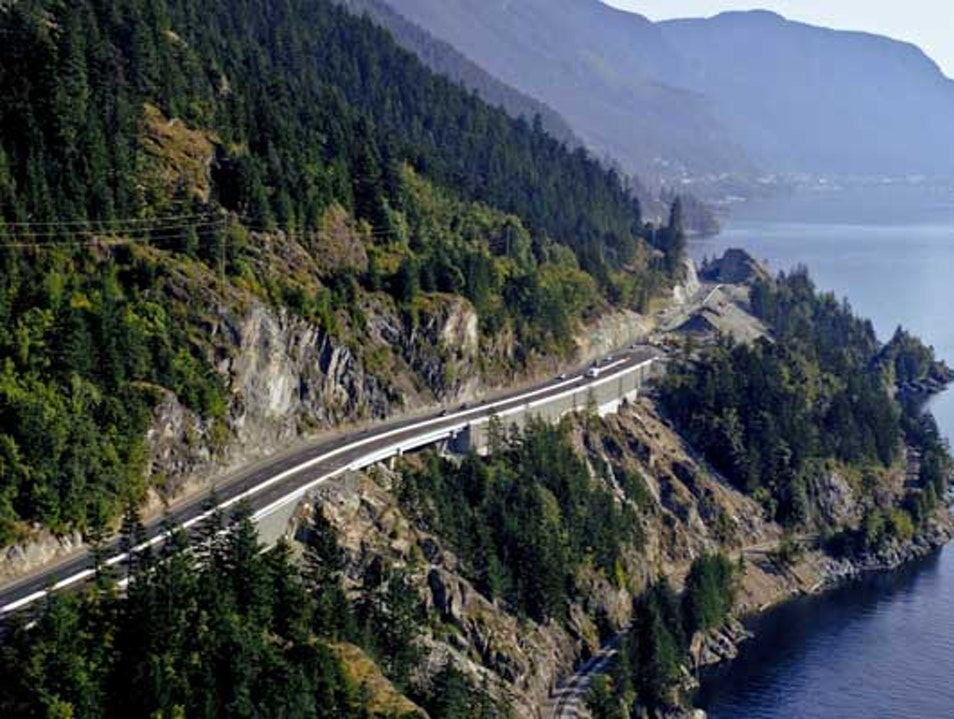 Take a Drive Along the Sea To Sky Highway Vancouver  Canada
