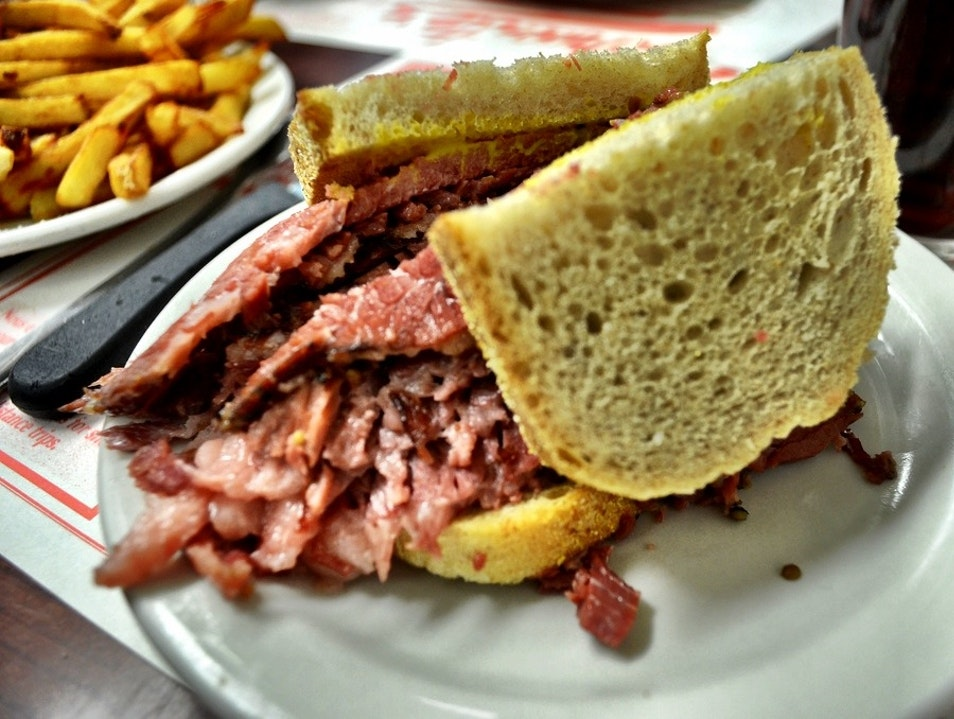 The Famed Deli Montreal  Canada