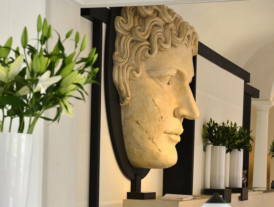 Rock This:Gran Meliá Rome Villa Agrippina by RockStar Hotels  Rome  Italy