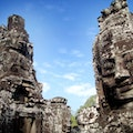 The Bayon Siem Reap  Cambodia