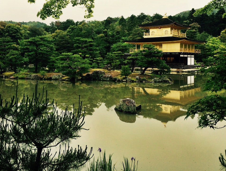 Magnificent Example of Japanese Architecture