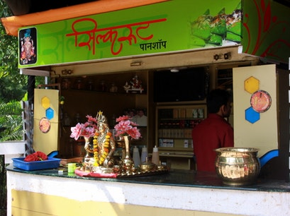 Silk Route Paan Shop Pune  India