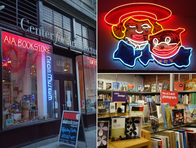 A Unique Bookstore That's Full of Surprises