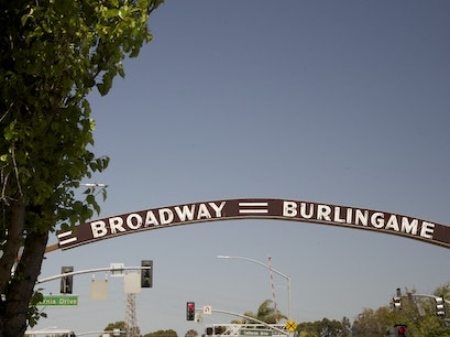 Broadway Burlingame California United States