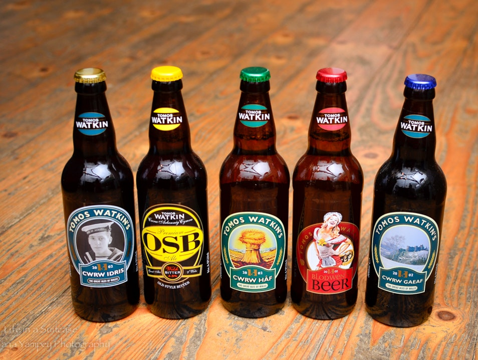 The great ales of Wales