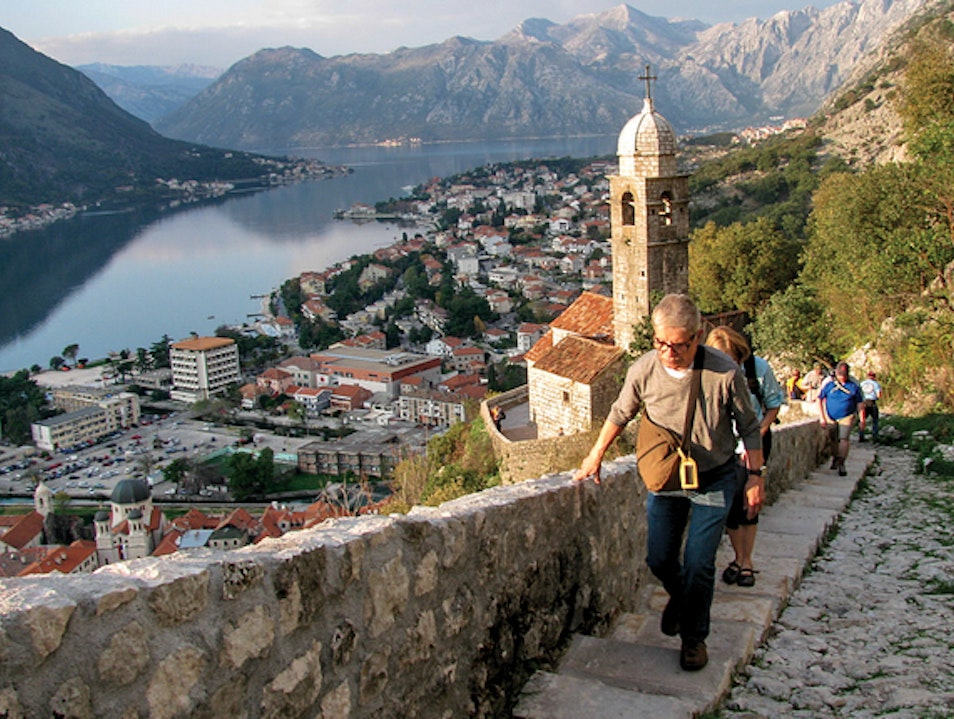 Ancient history pulled straight from your school books  Kotor  Montenegro