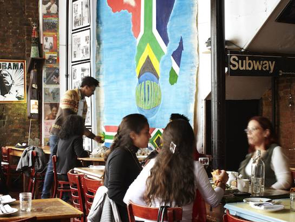Madiba Restaurant, Fort Greene, Brooklyn New York New York United States