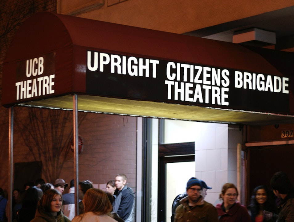 Laugh 'Til You Cry at Upright Citizens Brigade in L.A.