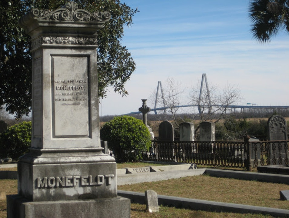 Charleston's Civil War Cemetery North Charleston South Carolina United States