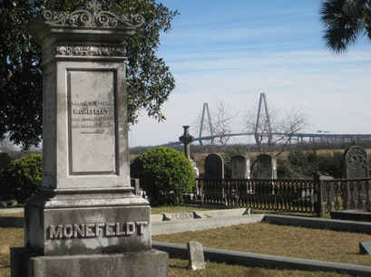 Magnolia Cemetery  Charleston South Carolina United States