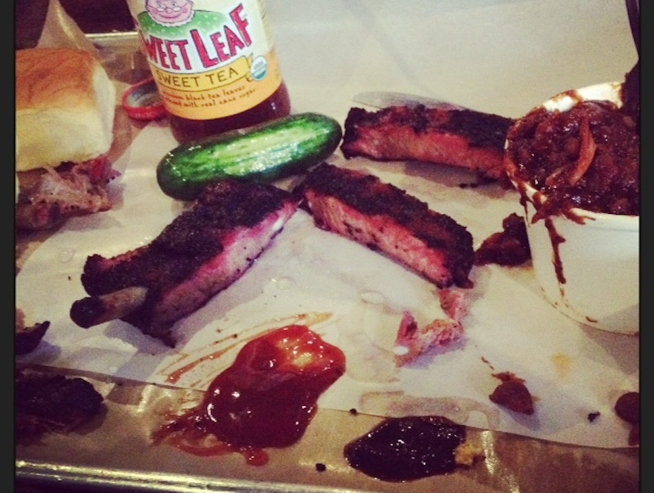 Great BBQ in Brooklyn: Fette Sau