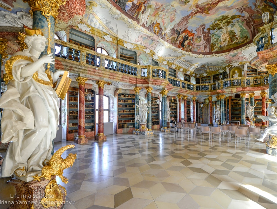 The Library Hall Ulm  Germany