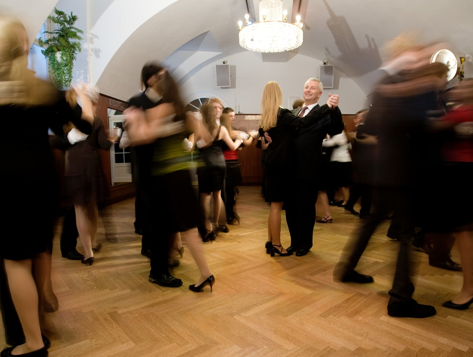 Learn to Waltz at Vienna's Best Address Vienna  Austria
