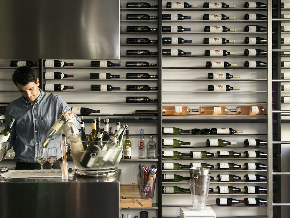 Chez Lucien: Geneva's Waterfront Wine Bar   Earth