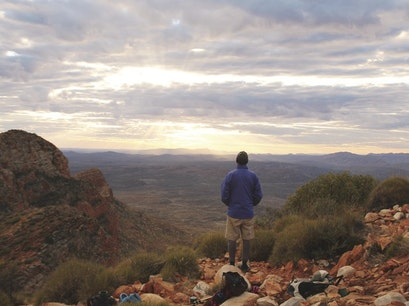 Classic Larapinta Trek in Comfort, Northern Territory East Side  Australia