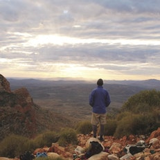 Classic Larapinta Trek in Comfort, Northern Territory