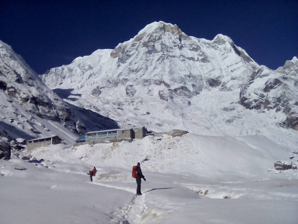 Annapurna Sanctuary Trek - Spring and Autumn 2016 | Nepal Guide Info Lekhnath  Nepal