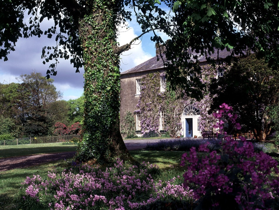 Experience the Irish Countryside at Ballymaloe Country House Hotel