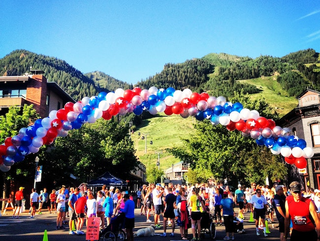 A July 4th Running Tradition in Aspen