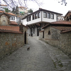 Ohrid - old town