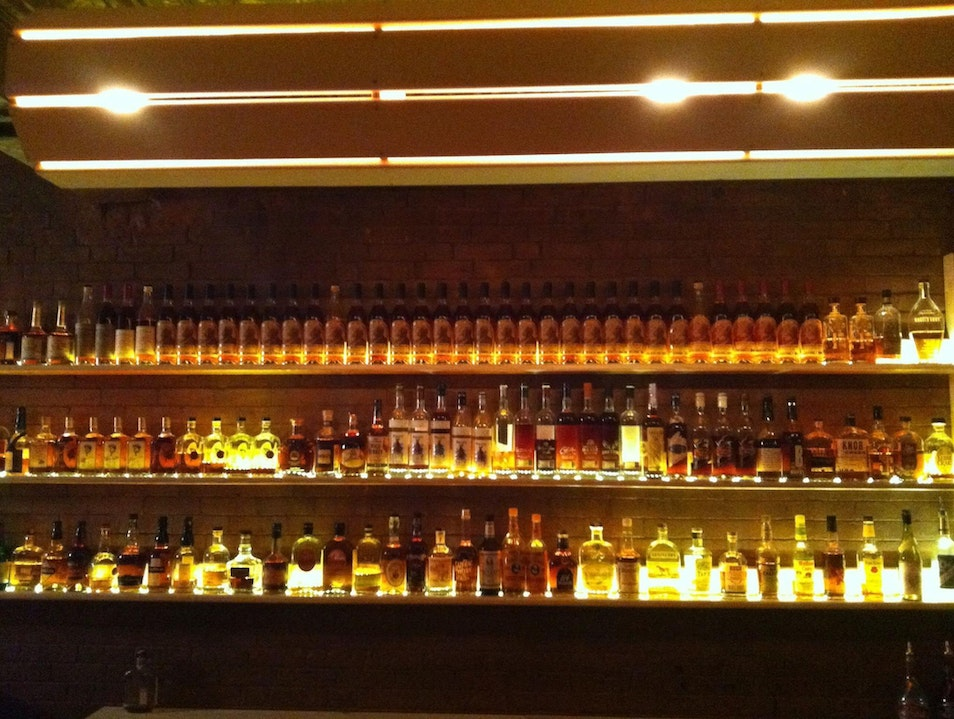 Scotch/Whiskey/Bourbon Selection at Krust Middletown Connecticut United States