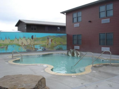 Spa Hot Springs Motel White Sulphur Springs Montana United States
