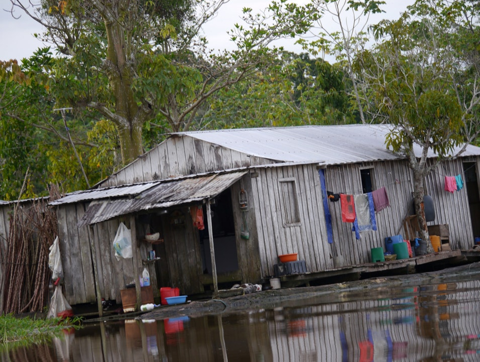 Living On The Amazon