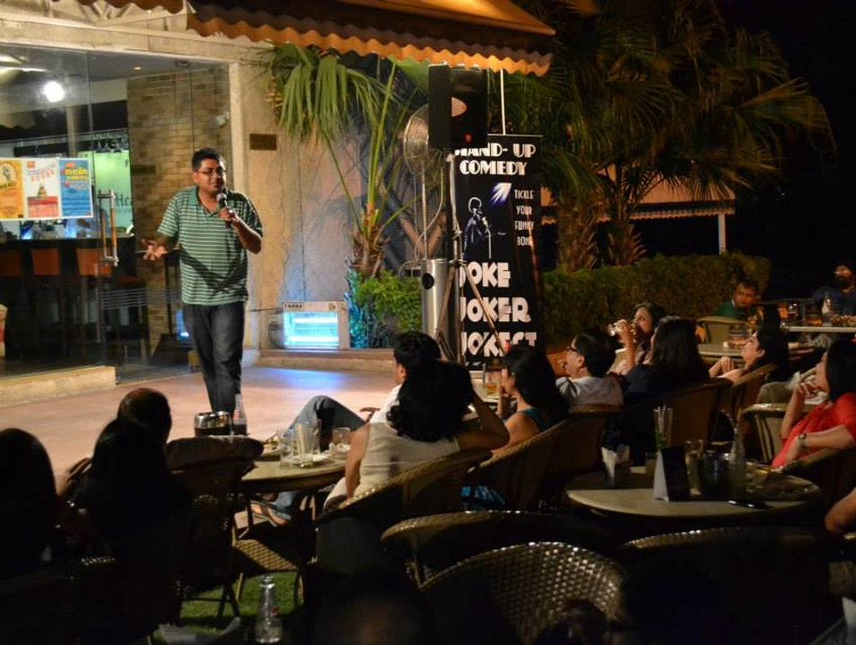 Comedy Night Laughs Gurgaon  India
