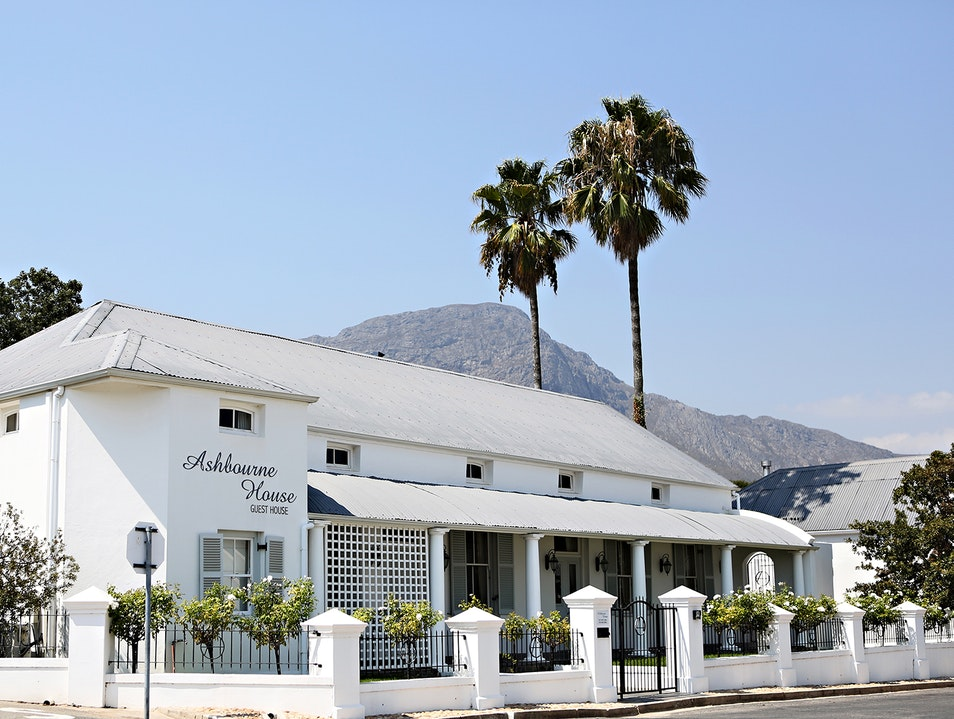 Ashbourne House Franschhoek  South Africa