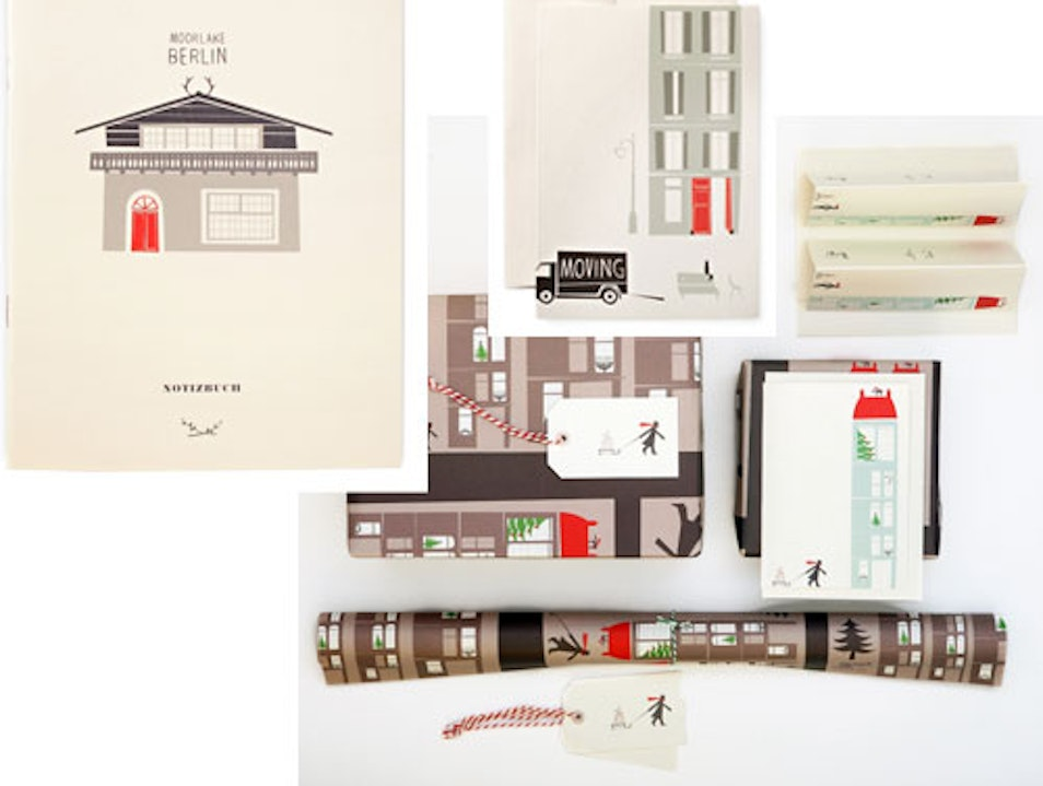 Paper Goods Designed and Printed in Berlin