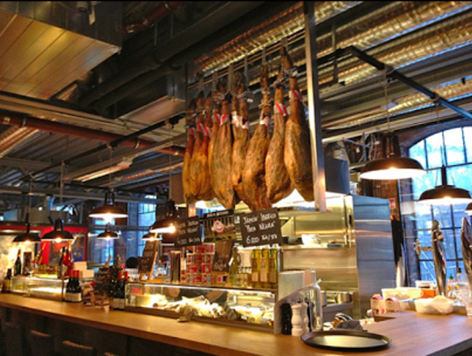 A Center for Norwegian Food Culture