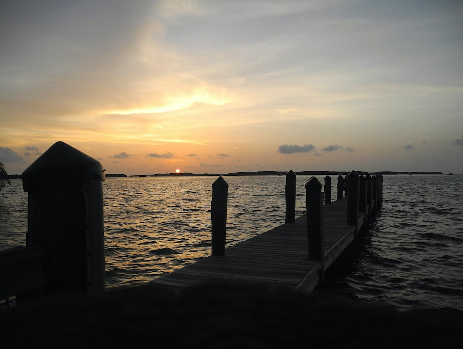 Upper Keys Sunsets Islamorada Florida United States