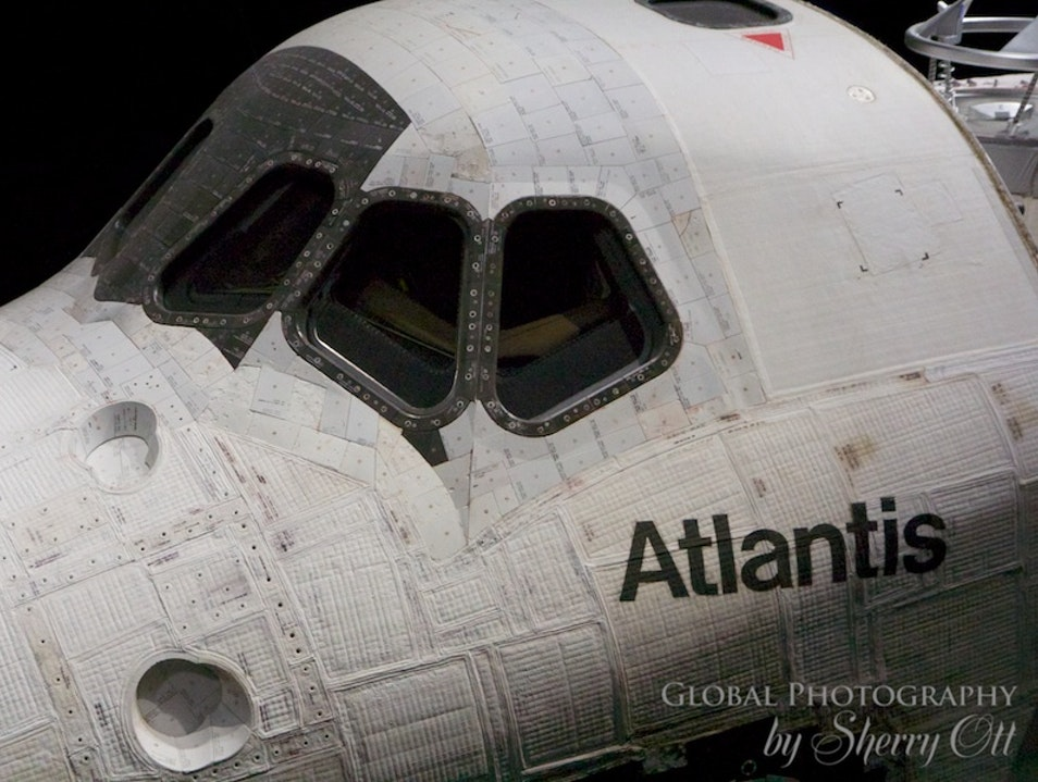 Atlantis Exhibit for Kids and Adults