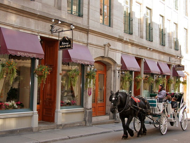 Make Yourself at Home in Old Montreal
