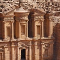 Petra Ma'an Governorate  Jordan