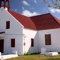 St. Thomas Parish Church  Cockburn Town  Turks and Caicos Islands