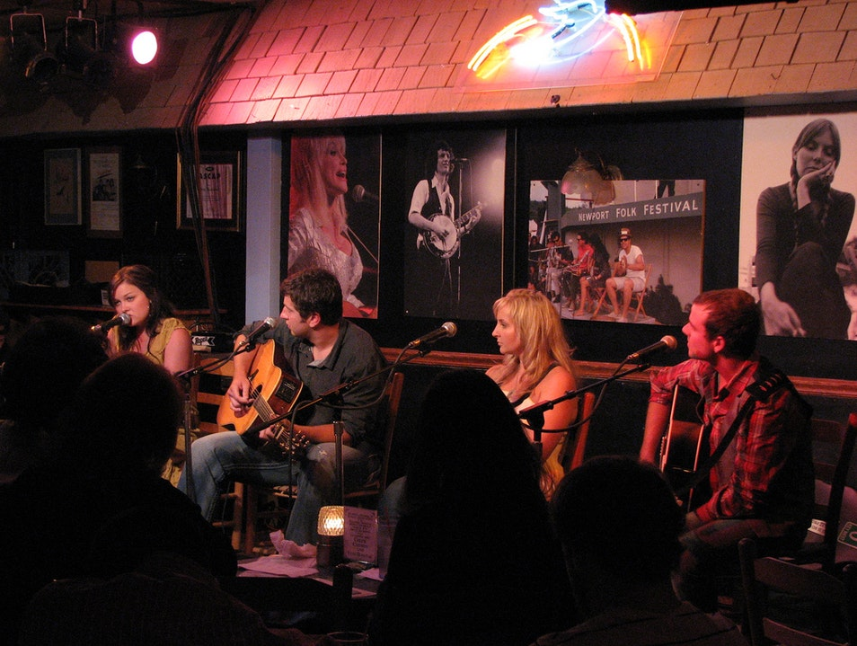 The Bluebird Cafe, Nashville Nashville Tennessee United States