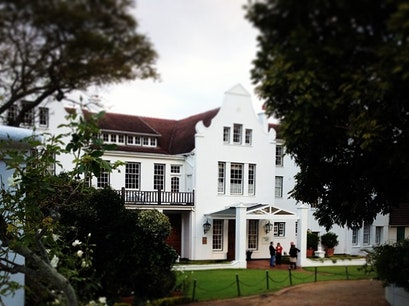 The Cellars-Hohenort Hotel Cape Town  South Africa