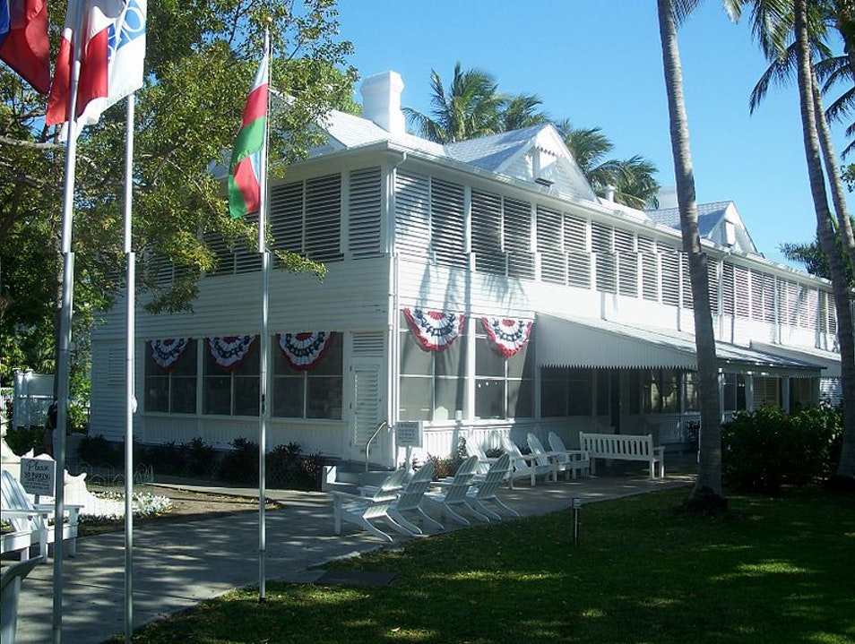 Truman's Little White House Key West Florida United States