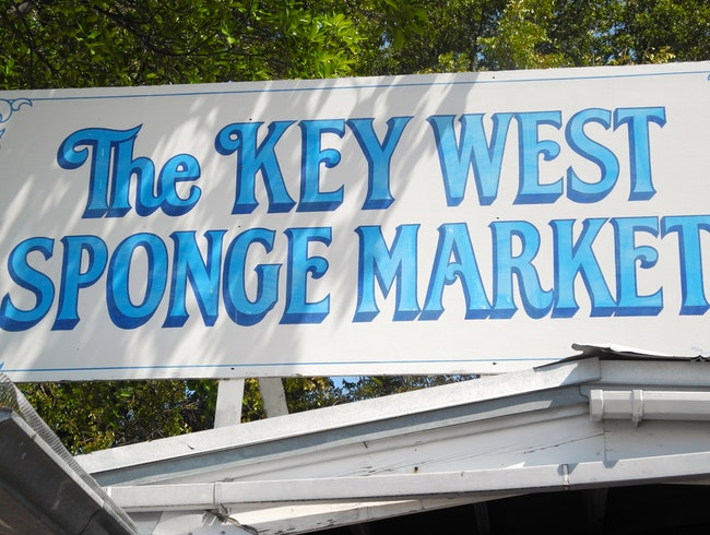 Discovering History in the The Key West Sponge Market Shop
