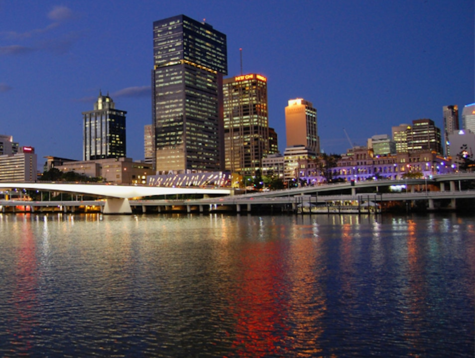 Catch a Glimpse of Brissy's Skyline  Brisbane  Australia