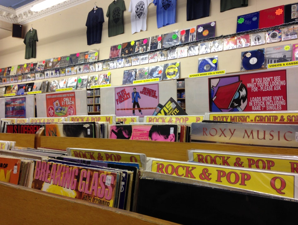 Groucho's: For the Most Committed of Record Collectors