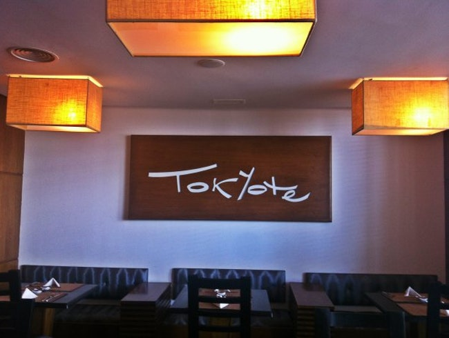 Asian Fusion: Tokyote, Rabat