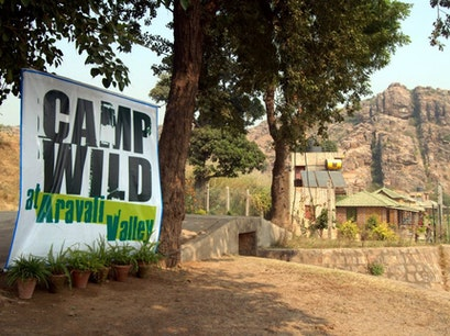 Camp Wild Selakhari  India