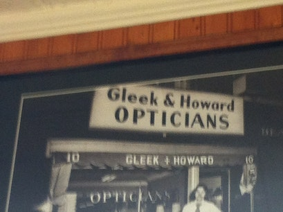 Gleek & Howard Opticians Montclair New Jersey United States