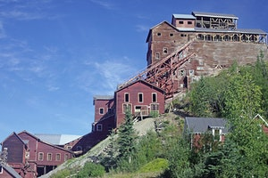 Kennecott Mines National Historic Landmark