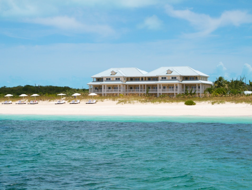 Beach House Turks and Caicos The Bight Settlement  Turks and Caicos Islands